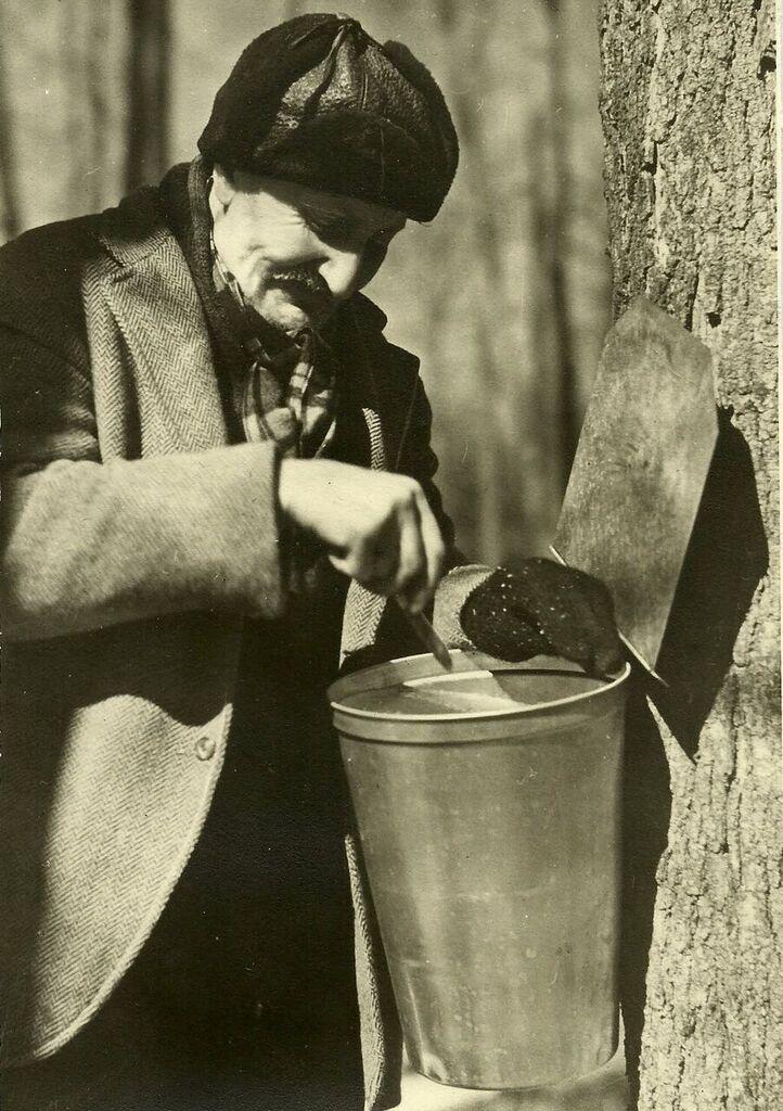 Joseph Bourque, mon arrière arrière grand-père, au temps où les tubes n'existaient pas!