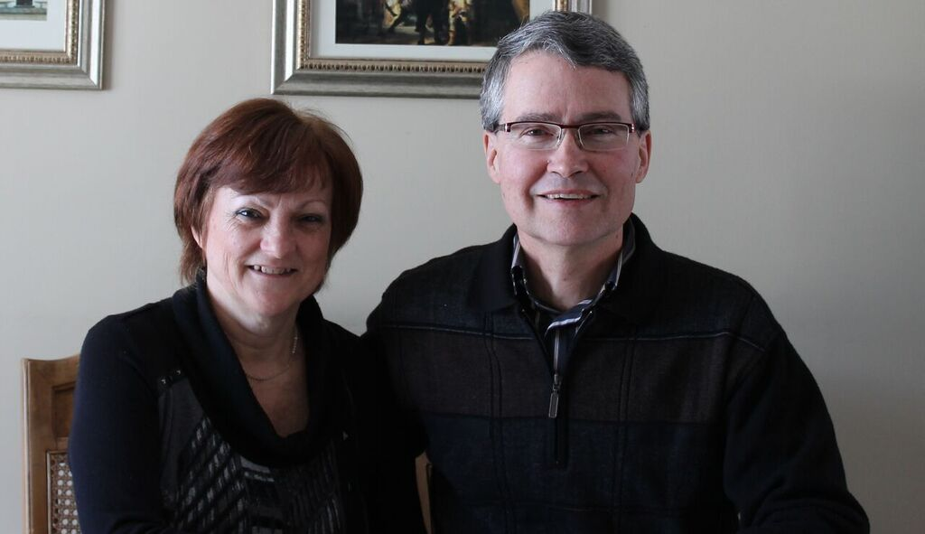 Sylvie et Ghislain, 2016